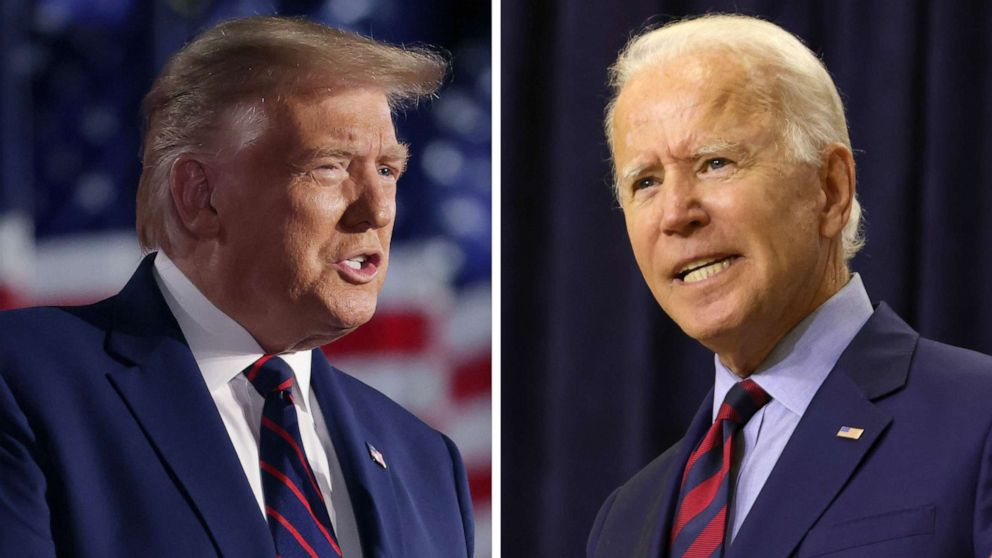 Where Trump and Biden stand on the crucial issues ahead of first debate