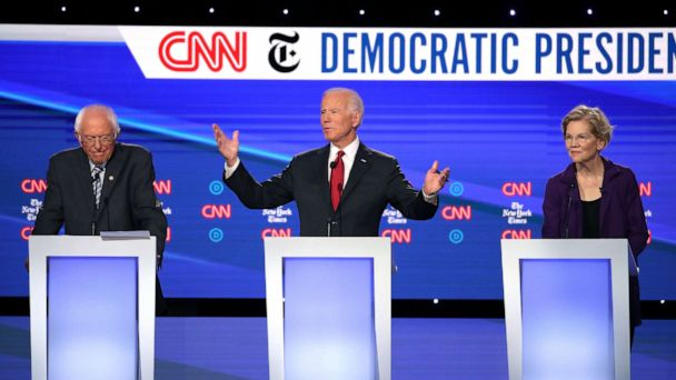 10 candidates set to face off Nov. 20 in Atlanta in 5th Democratic primary debate: DNC