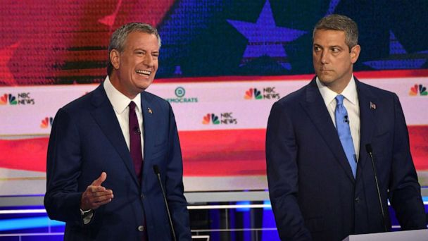 Democratic Debate: Immigration dominates 1st night of debate as