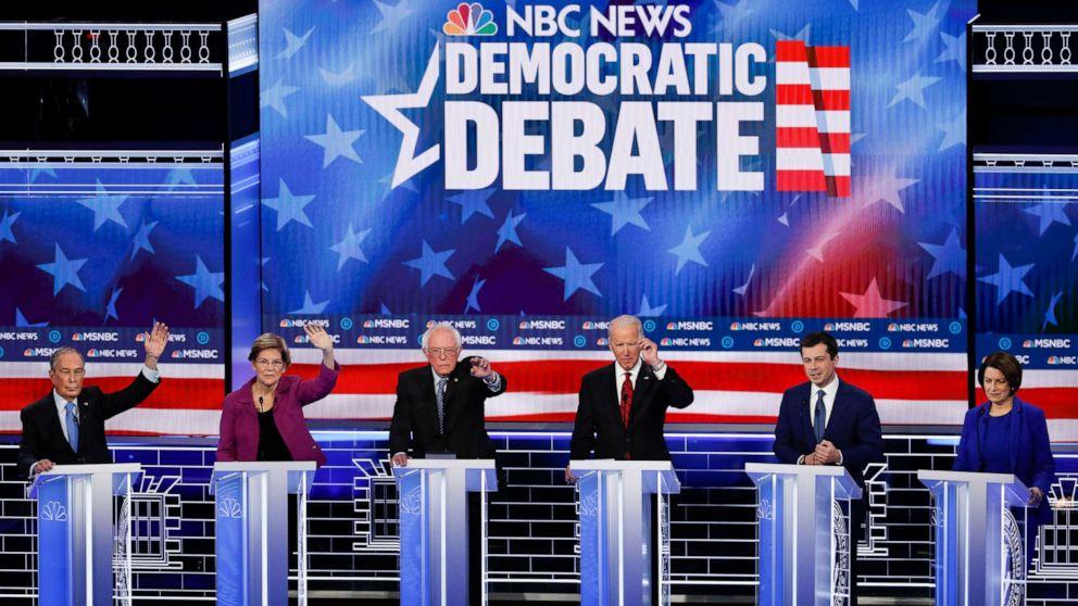 Here are the five takeaways from fiery Las Vegas debate thumbnail