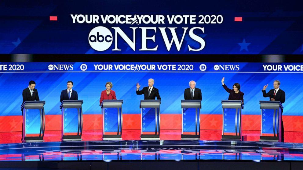 Several 2020 Democrats face major cash crunch ahead...