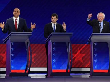 Democrats tackle racism, mass incarceration on debate stage