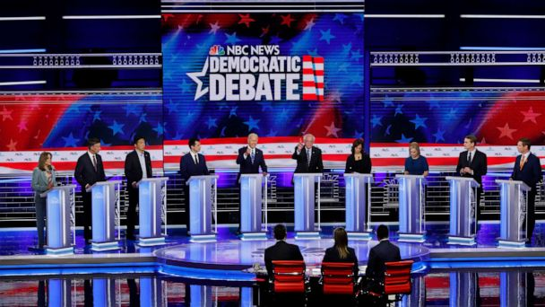 Here's how the 2nd 2020 Democratic presidential debates work