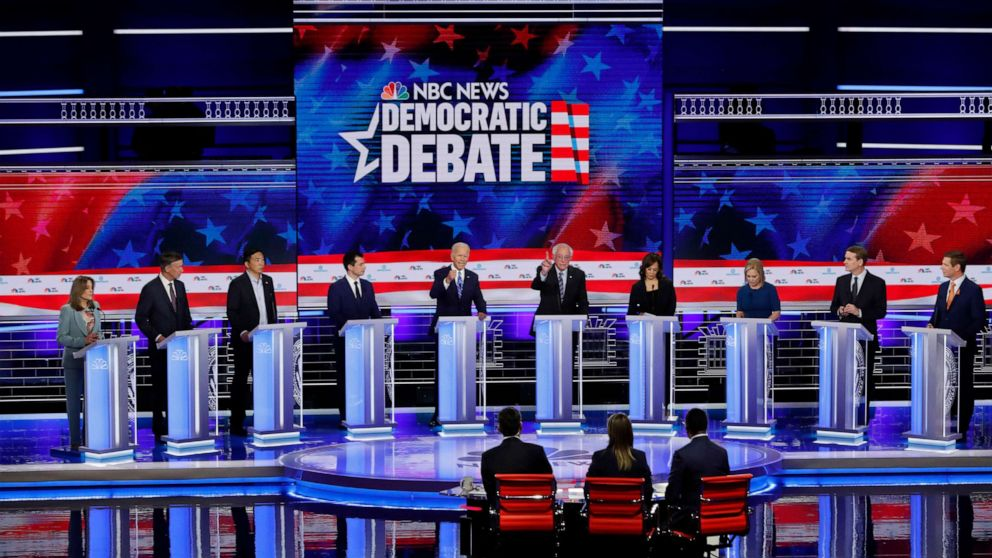 Top 10 Presidential Candidate Quotes From Night 2 Of The Democratic