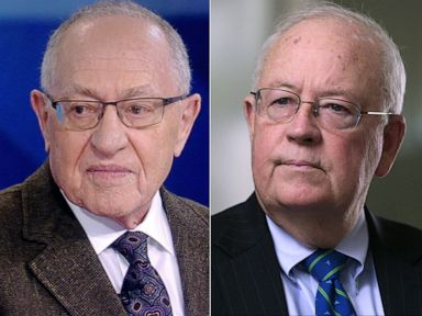 Alan Dershowitz, Ken Starr and Robert Ray joining Trump impeachment trial legal team