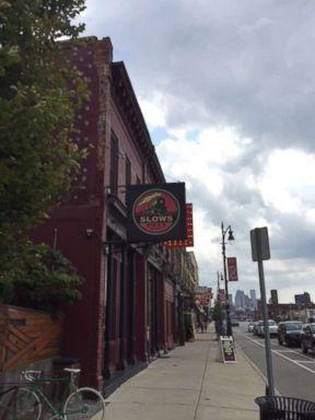 PHOTO: Slows Bar BQ in Detroit.