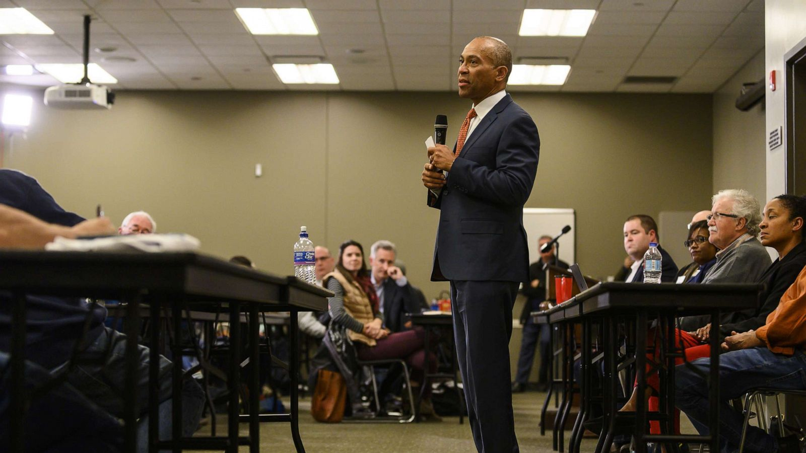 Deval Patrick 2020 Presidential Candidate Official Campaign Literature