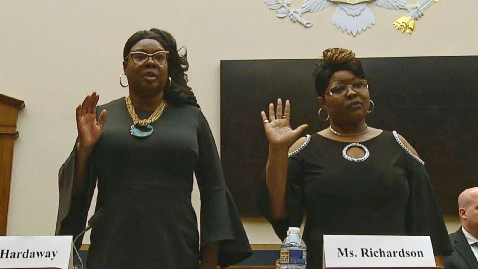 98b1f735f560f Diamond and Silk say Trump campaign never paid them, FEC filing shows  otherwise - ABC News