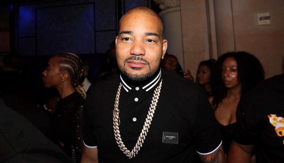 PHOTO: DJ Envy attends an event on July 7, 2019, in New Orleans.