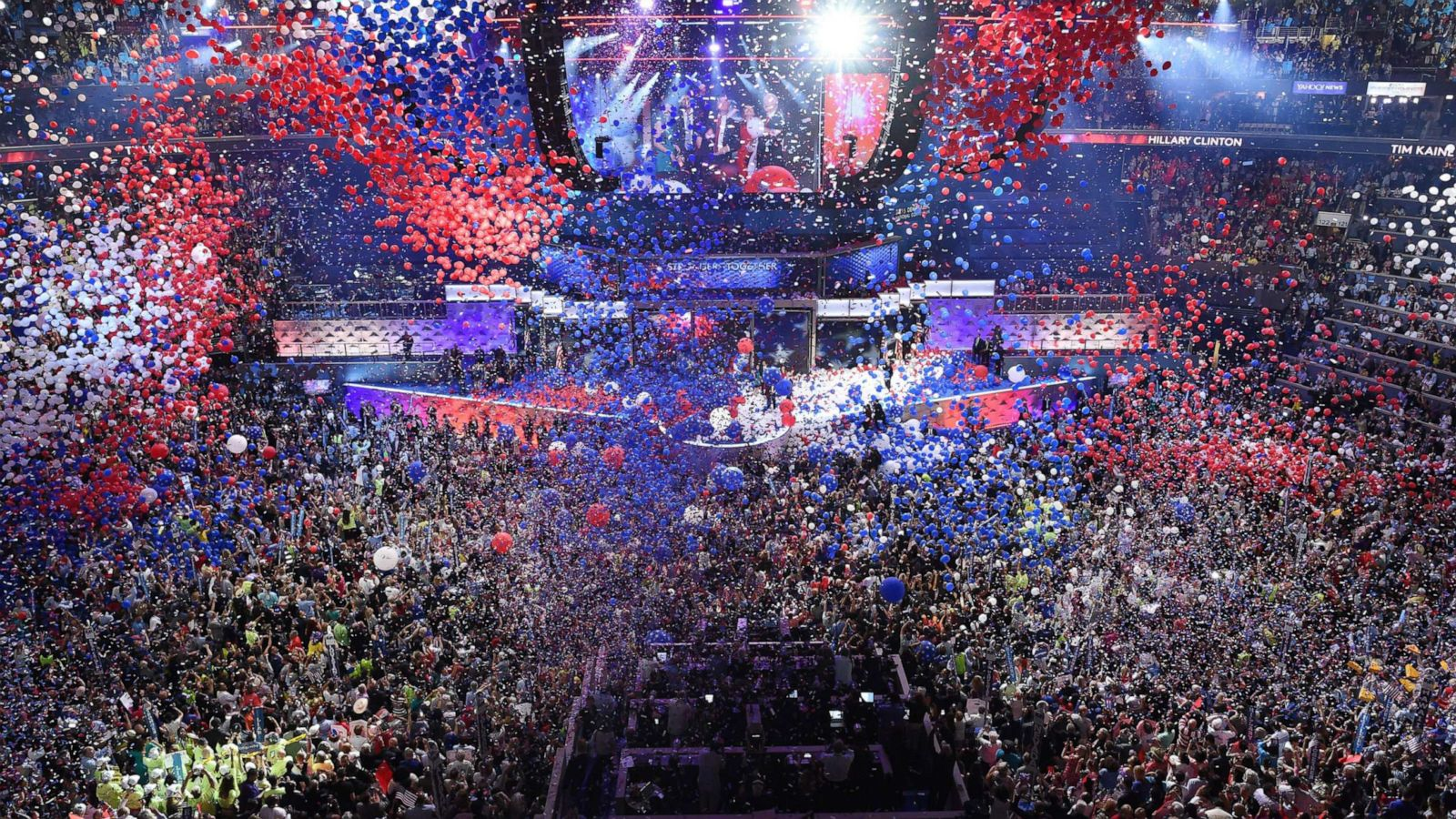 The Democratic National Convention kicks off tomorrow in Milwaukee