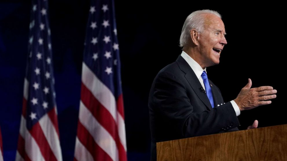 Biden targets Black, Latino voters with 'digital takeovers' during GOP convention thumbnail