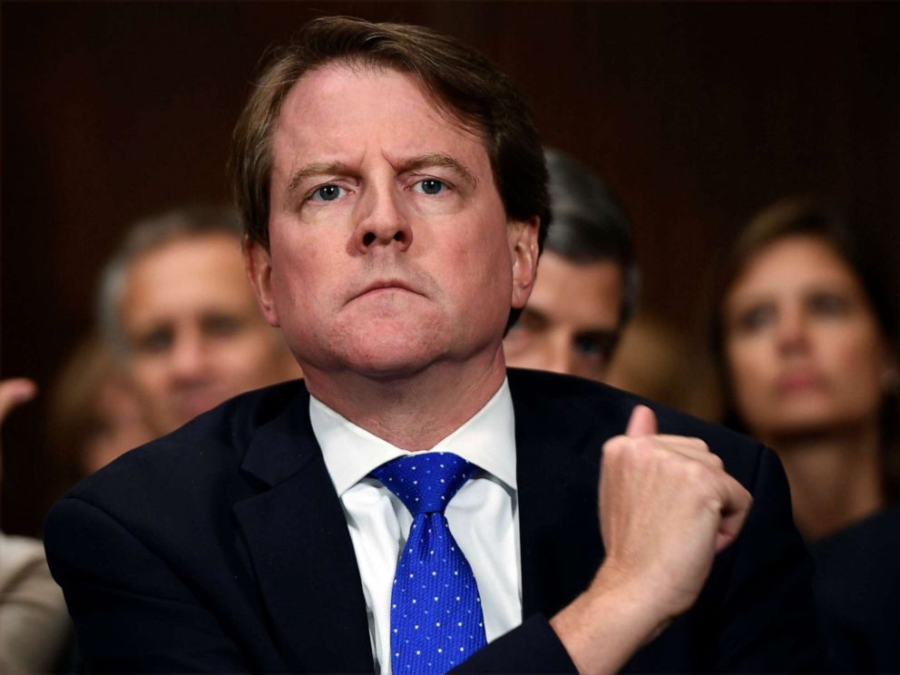 Judge: Don McGahn Must Testify About White House Role