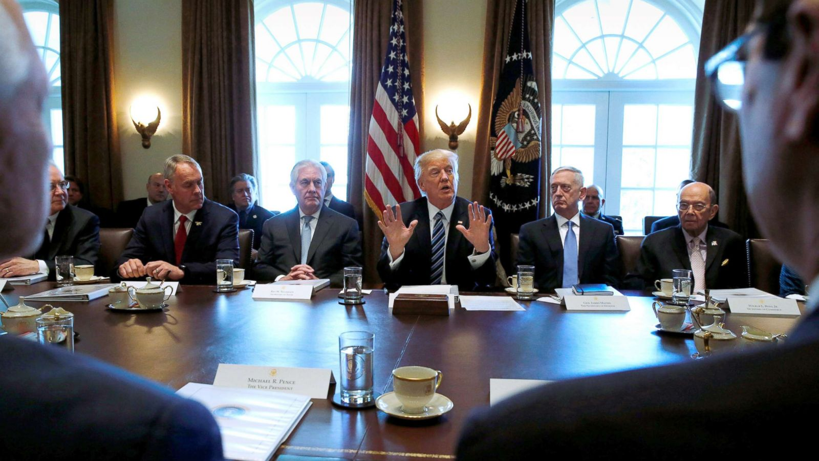 Trump Cabinet Members Who Have Faced Questions Over Spending Abc News