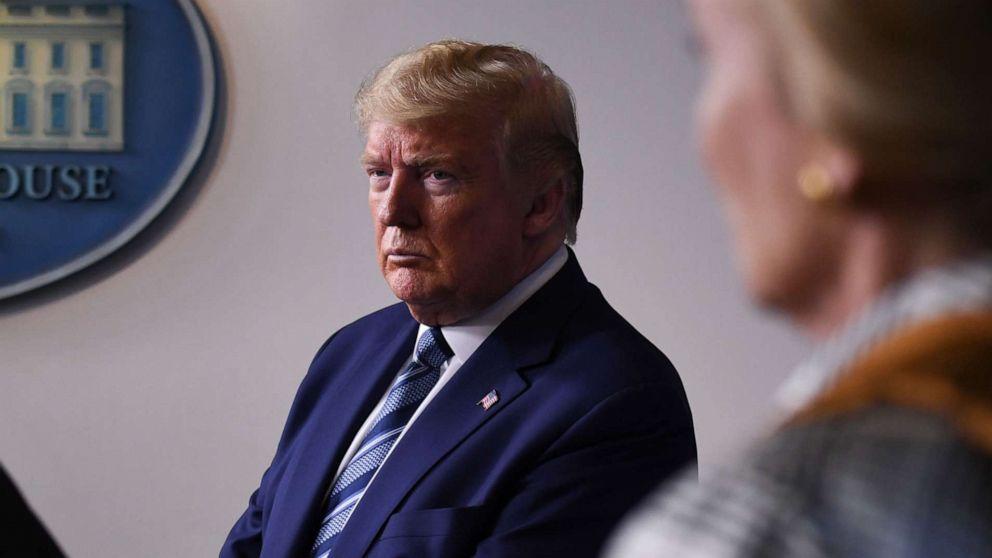 Sebelum gedung Putih, Trump disebut NIH 'mengerikan' mempertanyakan vaksin