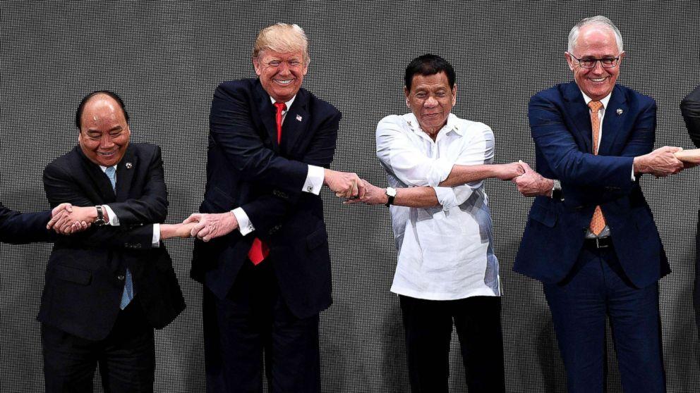 Trump S Latest Praise For Strongmen Includes Rodrigo