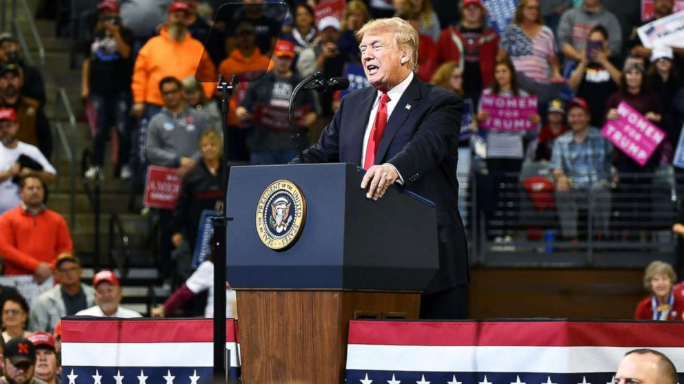 Trump jokes about his own impeachment, accuses Democrats ...