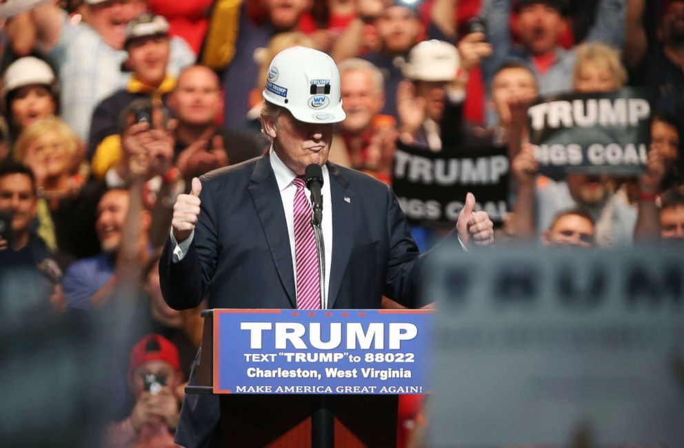 Trump administration's new proposal aimed at helping coal industry