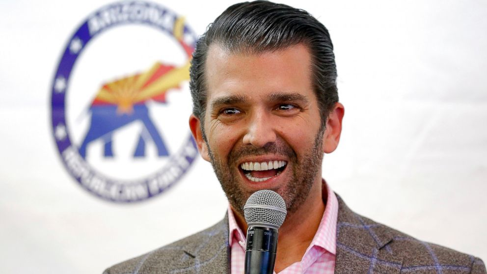 UK democracy 'all but dead,' Donald Trump Jr. writes on Brexit thumbnail