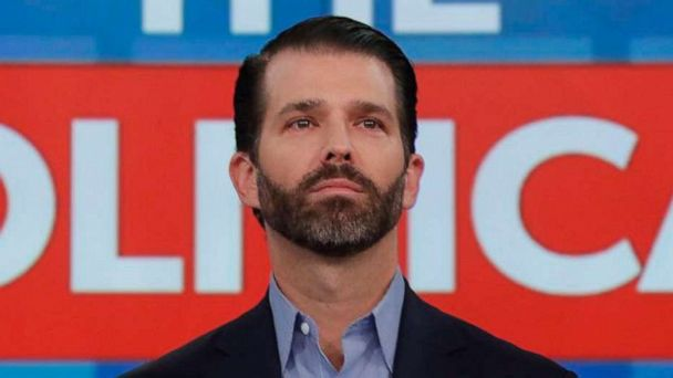 Donald Trump Jr. on The View: Defends tweeting article with whistleblower's alleged identity