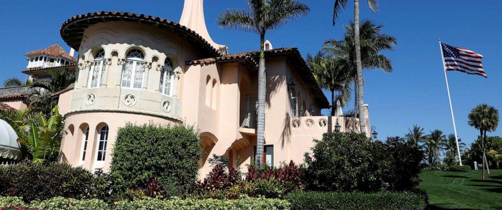 PHOTO: President Donald Trumps Mar-a-Lago estate in Palm Beach, Fla., March 22, 2019.