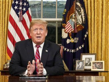 Trump kicks off Day 24 of longest-ever shutdown by blaming Democrats