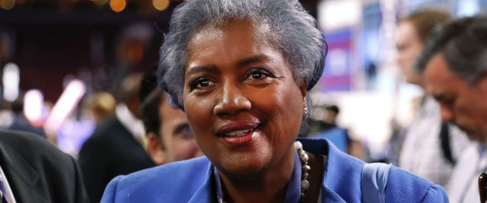 PHOTO: Donna Brazile speaks on the floor of the Democratic National Convention in Philadelphia, July 25, 2016.