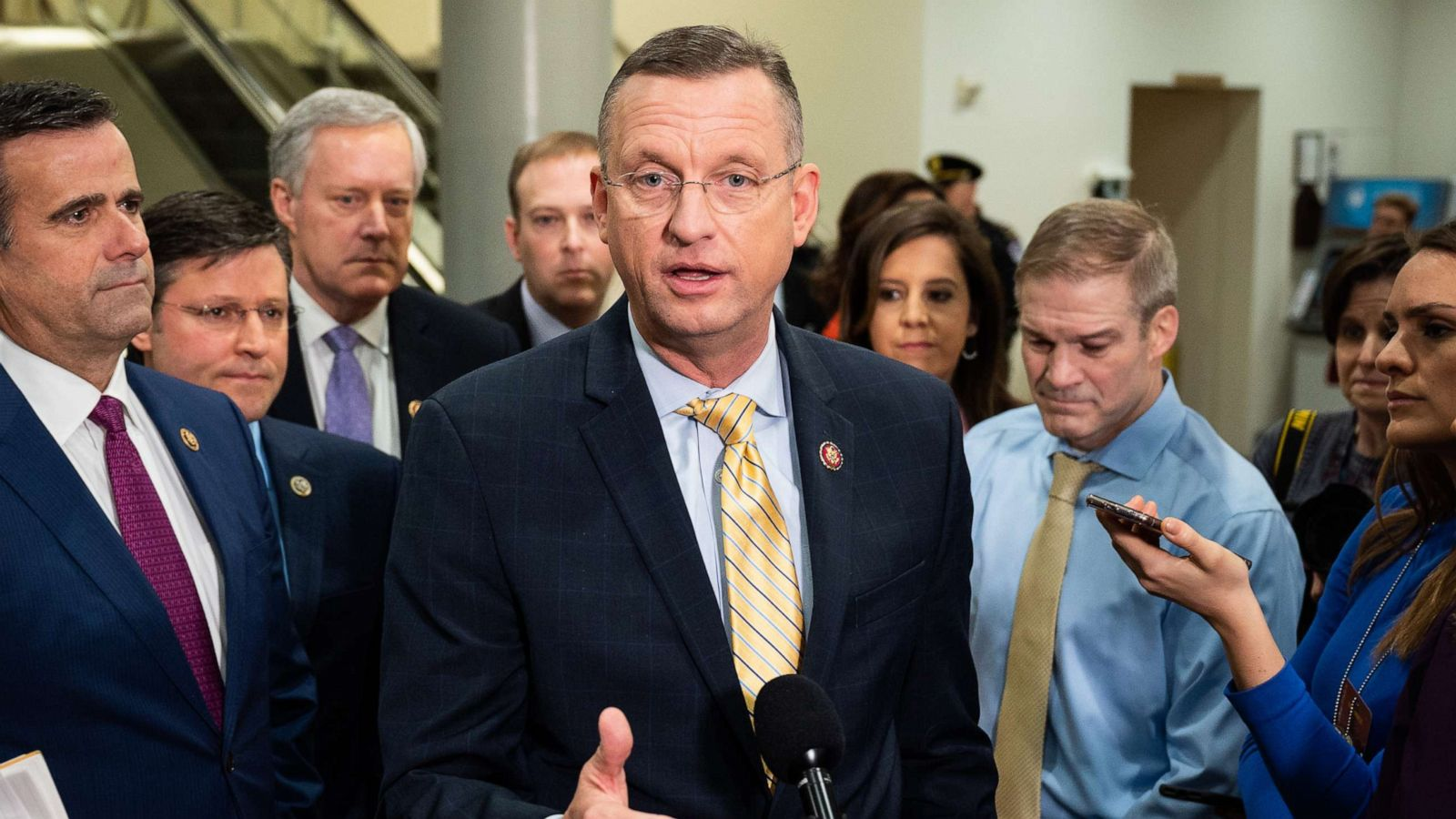 Rep. Doug Collins announces Senate bid for Georgia special election, setting up clash within GOP - ABC News