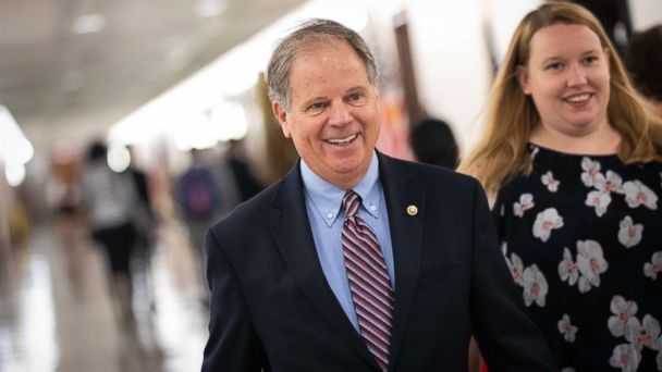 Sen. Doug Jones, former prosecutor, doubts special counsel Robert Mueller's report will be the 'blockbuster' many are hoping for