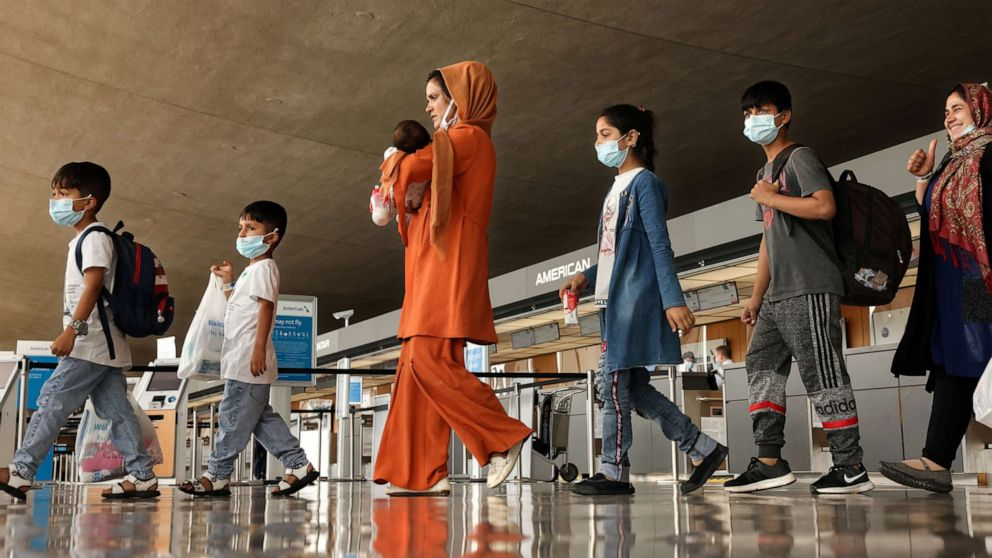 dulles airport afghan refugees rt jt 210903 1630696932723 hpMain 16x9 992.