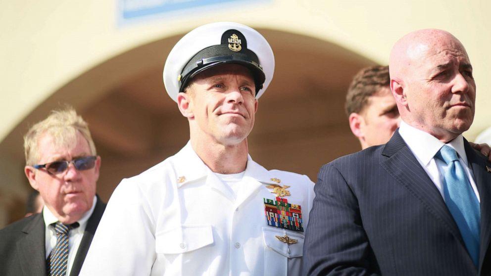 Eddie Gallagher's shocking claim that SEALs intended for detainee to die