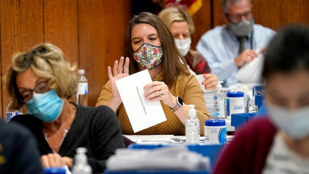 Why Pennsylvania won't finish counting absentee ballots until Friday at the earliest