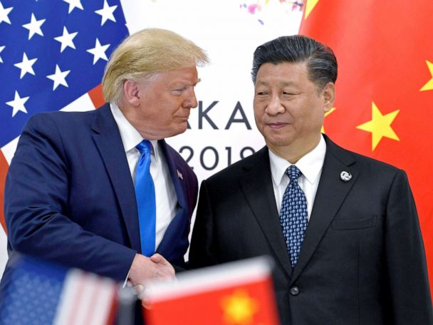 China working against Trump in reelection campaign, US intelligence report says