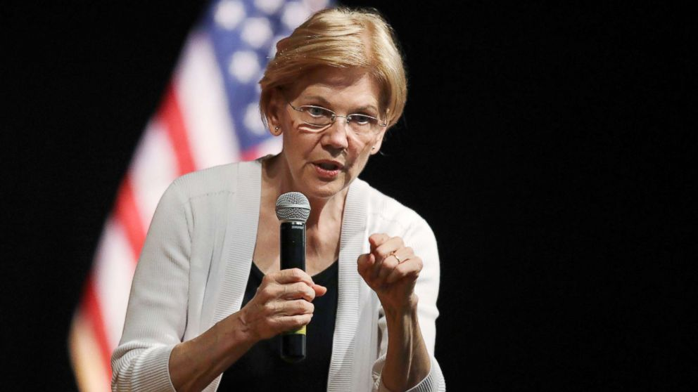 Elizabeth Warren's big reveal on Native ancestry leaves Democrats with little to...