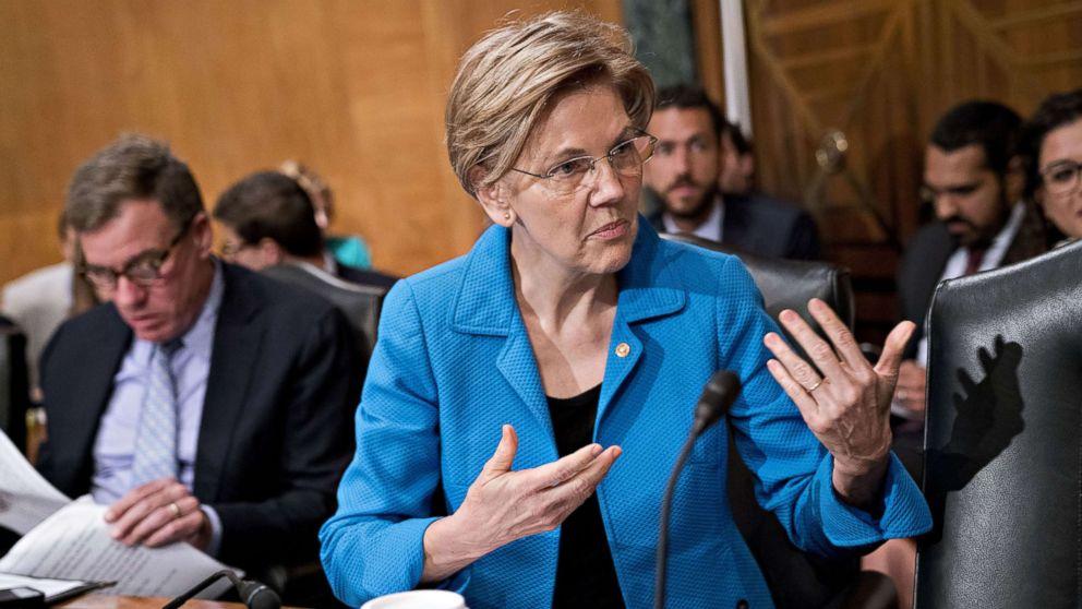 Trump calls Elizabeth Warren 'total fraud' after Native