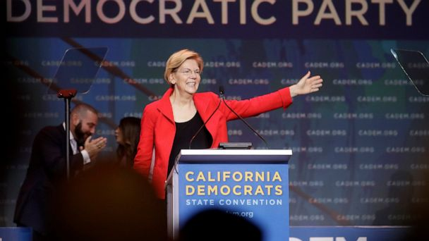2020 candidate Elizabeth Warren's campaign unionizes, joining growing number of campaigns in making history