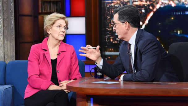 Warren won't say if she'd raise middle class taxes to pay for Medicare for All