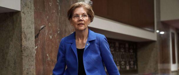 Elizabeth Warren releases DNA analysis showing 'strong
