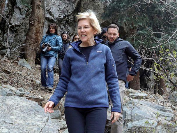 Elizabeth Warren seeks to roll back Trump's signature energy policies