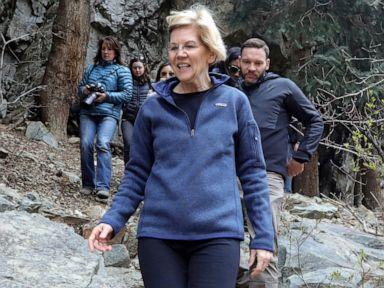 Elizabeth Warren seeks to roll back Trumps signature energy policies