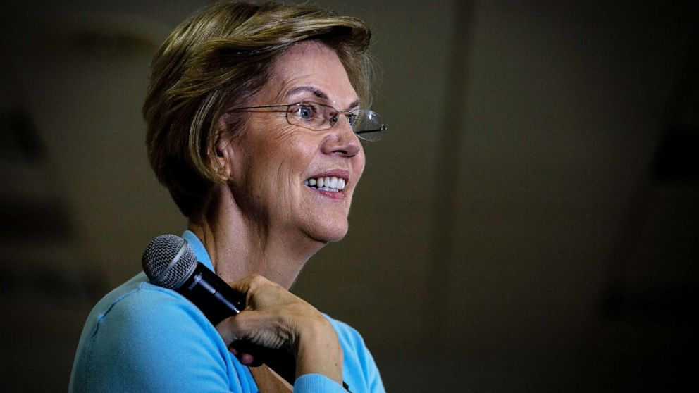 Elizabeth Warren campaign lays out strategy for primaries and beyond