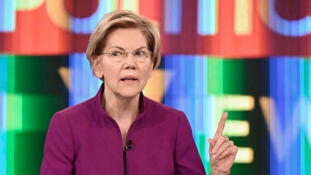 Elizabeth Warren's new plan aims to decriminalize border crossings, expand immigrants' rights