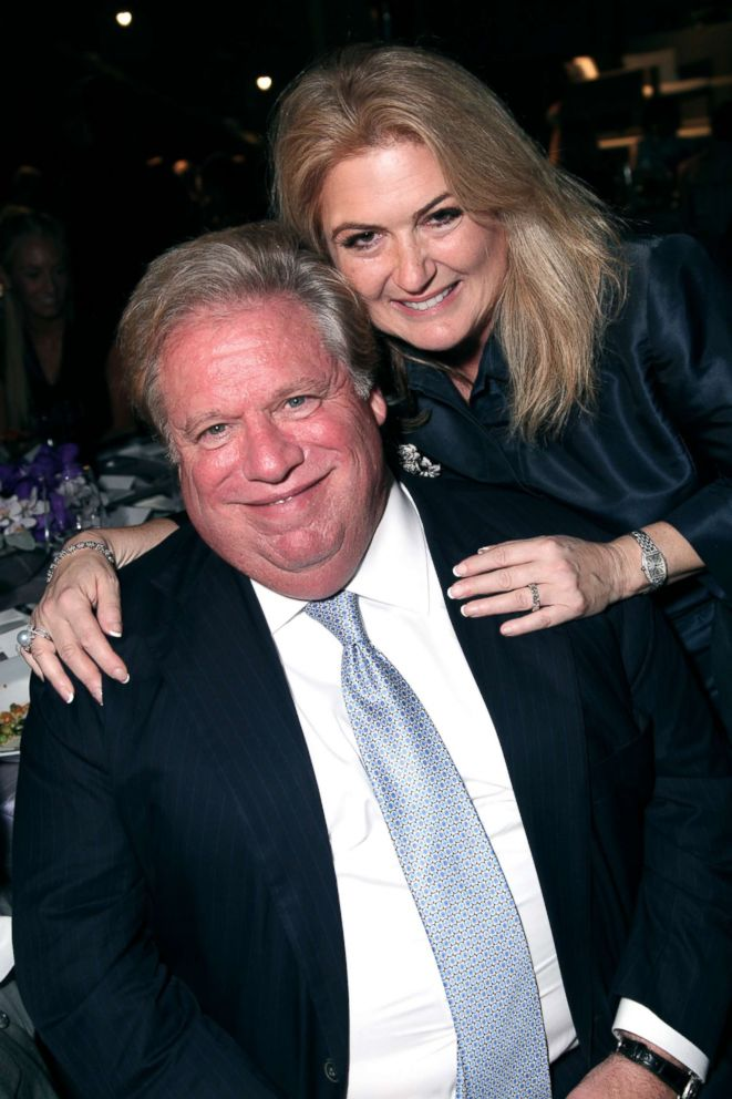 Elliott Broidy and Robin Broidy attend an event in Beverly Hills, Calif., Sept. 6, 2012.