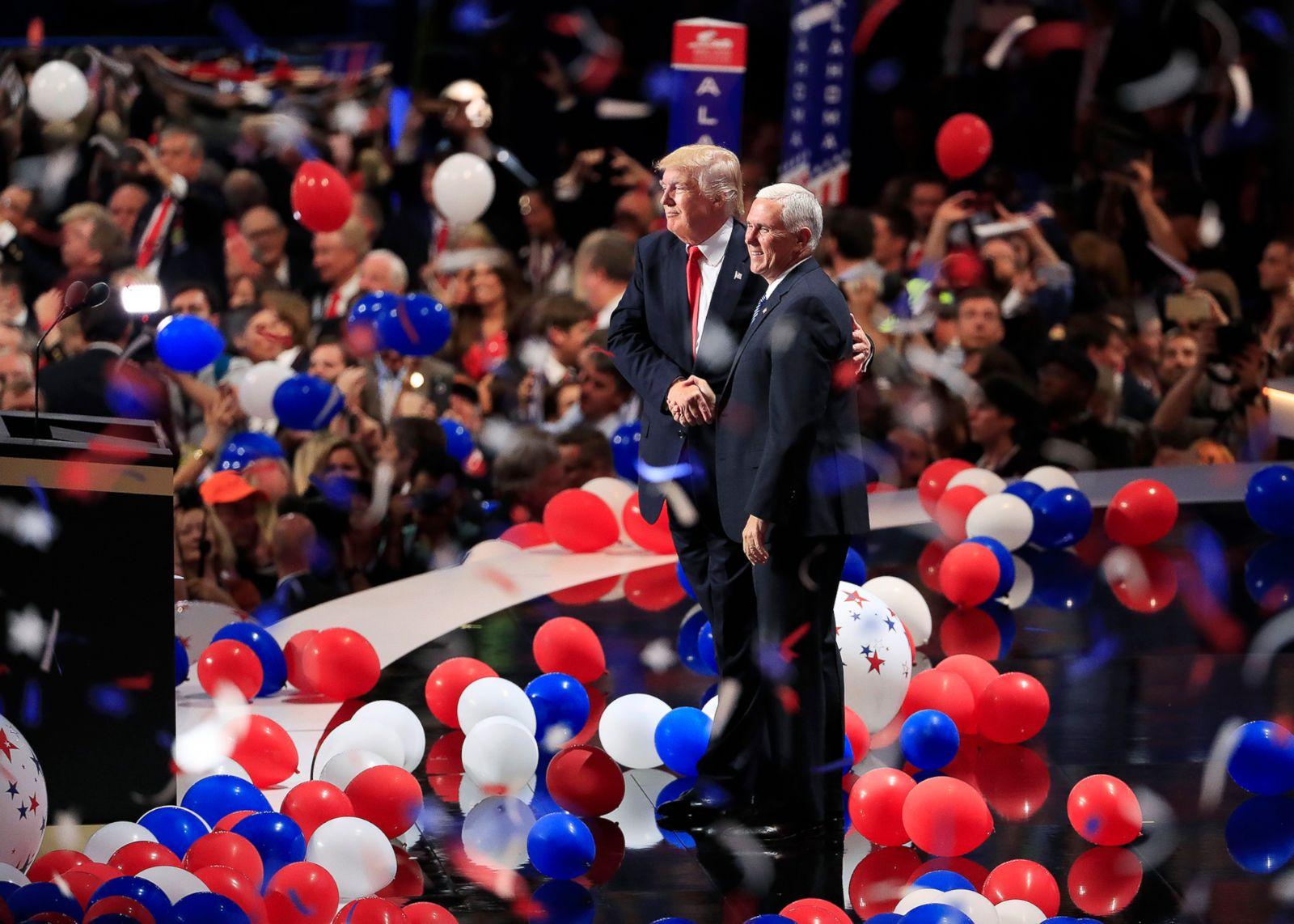 2016 RNC Trump Commemorative Convention Copper Coin Ohio Republican Party