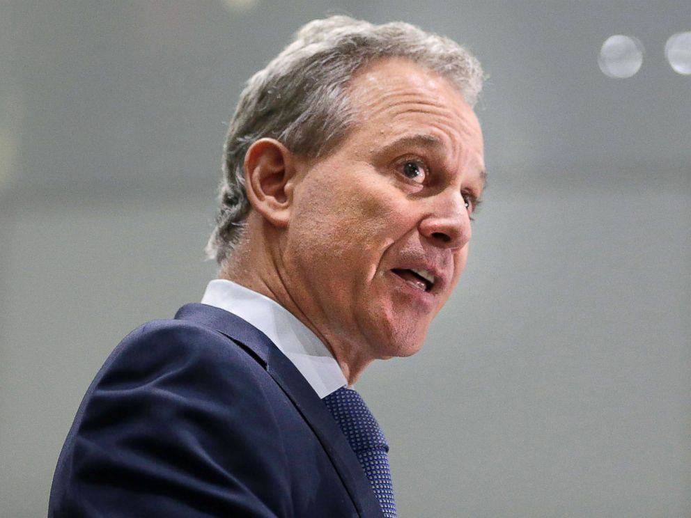 State AG Schneiderman resigns over sex harassment, abuse allegations