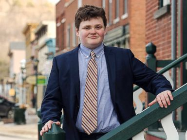 14-year-old is running to be Vermonts next governor