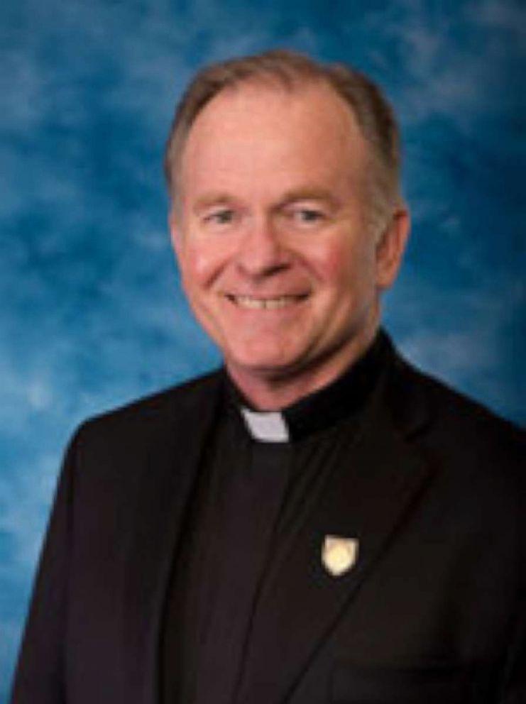 PHOTO: Father Patrick Conroy