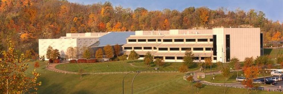 PHOTO: The FBIs Criminal Justice Information Services Division (CJIS) in the hills of West Virginia.