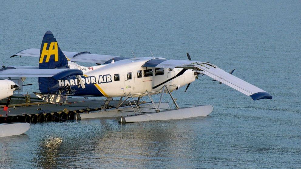 Vancouver Mann zu stehlen versucht, Wasserflugzeug, Schäden zwei andere Flugzeuge im incident