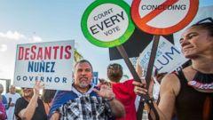 Broward County at center of Florida recount debate as judge orders