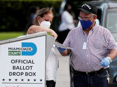 Florida passes election bill imposing new restrictions on mail-in voting thumbnail